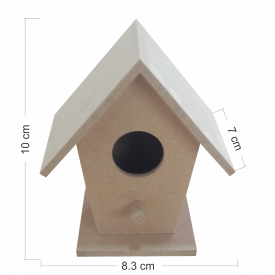 Small Bird House | Outdoor & Garden | Craftslane